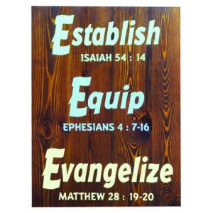 Custom Plaques – 14×19 custom made Pine wood plaque